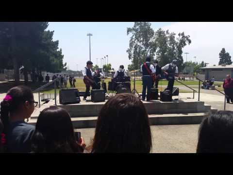 Slauson middle school metal band The Unknown