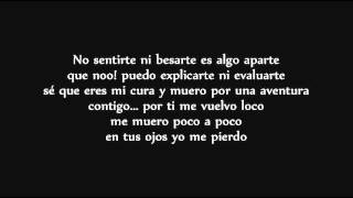 Si No Te Veo - Jory (Letra)