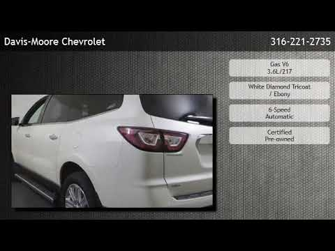 2015 Chevrolet Traverse LT AWD  - Wichita, KS