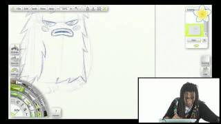 How to Draw Moshi Monster Furi Secrets