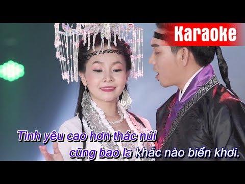 Karaoke Chuyện Tình Ngưu Lang Chức Nữ (Beat Gốc) - Karaoke Song Ca Nam Nữ