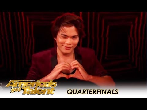 Shin Lim: He's The World's Smoothest (and Sexiest!) Close-Up Magician! | America's Got Talent 2018