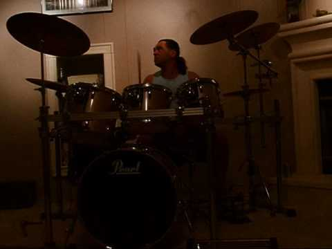 MENACE ON THE DRUMS