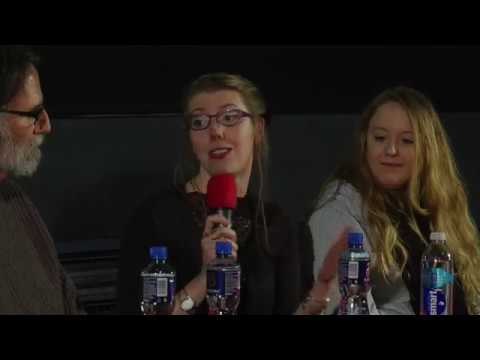 Feminists and MRAs discuss The Red Pill (documentary) in Norwich, England - Jan 18, 2017
