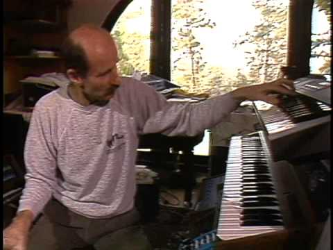 Joe Zawinul in rehearsal 1985 - Raw Footage