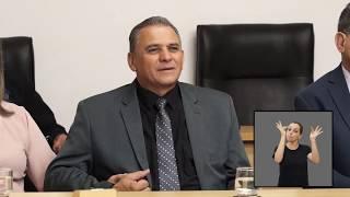 Jornal Acontece - Sessão Solene Cidadão Araraquarense Pr. Carlos dos Santos