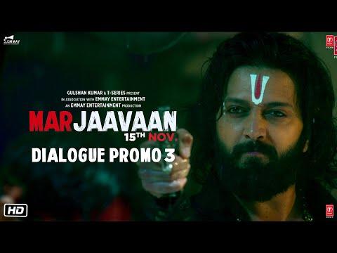 Marjaavaan (Dialogue Promo 3) | Riteish Deshmukh, Sidharth Malhotra, Tara Sutaria | Milap Zaveri Mp3