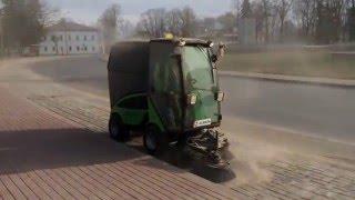 Уборка территории в Резекне (2016 год)(, 2016-04-19T15:01:01.000Z)