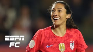 Will Christen Press knock Tobin Heath out of the USWNT lineup? | ESPN FC