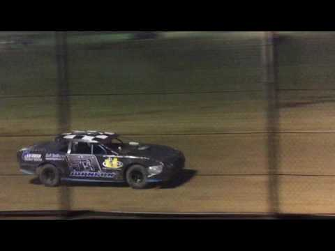 Jackson Motor Speedway Factory Stock Feature 09/03/16