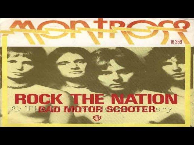 Montrose - Bad Motor Scooter (1973) (Remastered) HQ