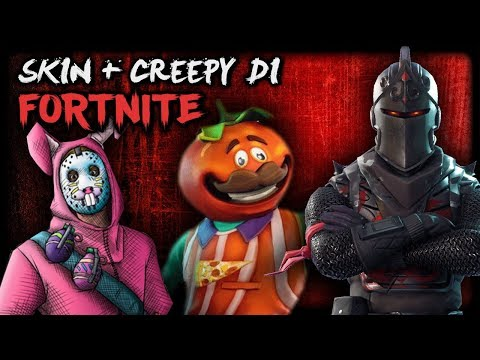 LE STORIE CREEPY DELLE SKIN DI FORTNITE 😱 CREEPYPASTA