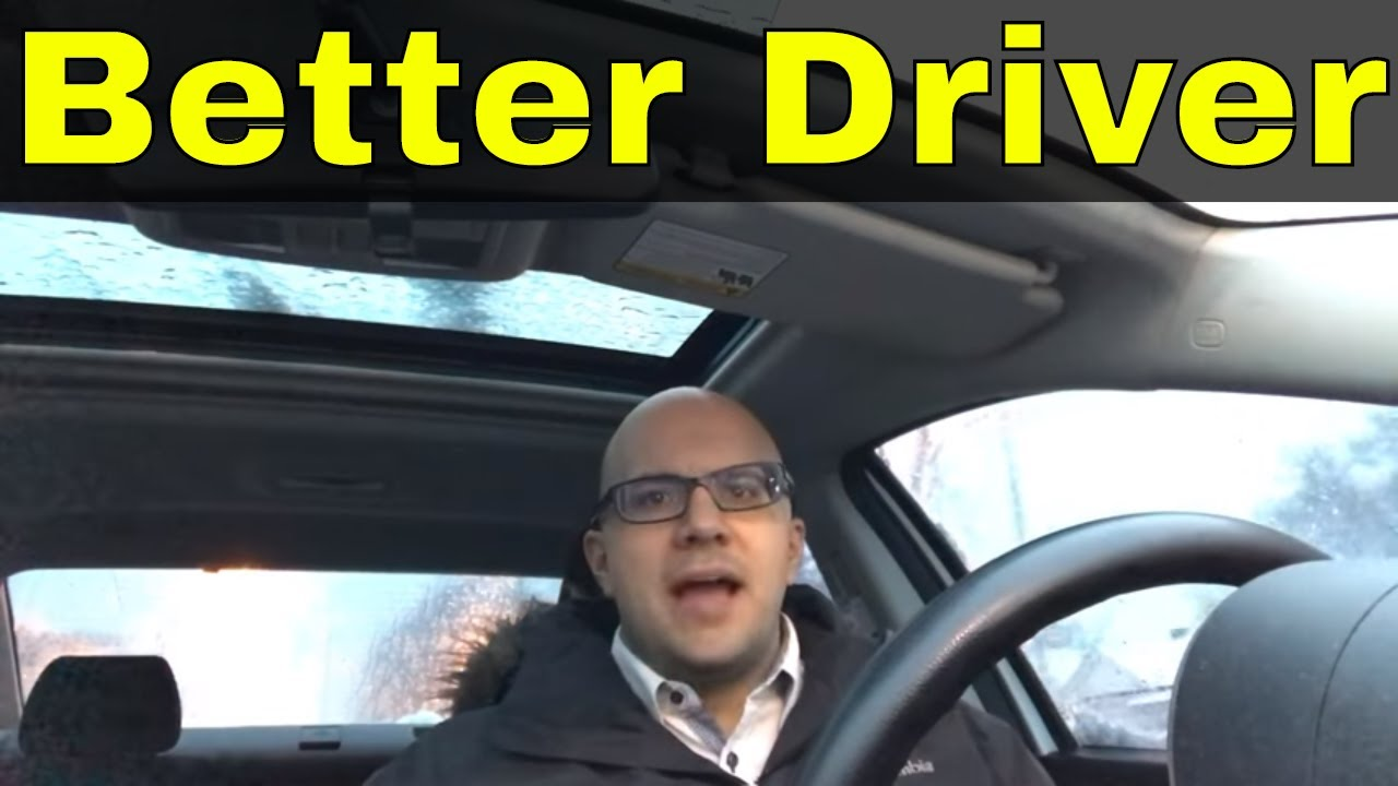 How to Improve Your Driving Skills photo