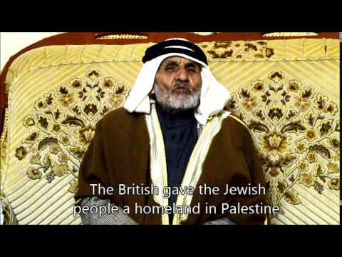 The reasons for the strike in 1936 against the British Mandate