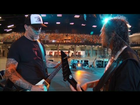Metallica - The Making Of Fan Can 6 / Backstage Footage (2009) [Full Documentary]
