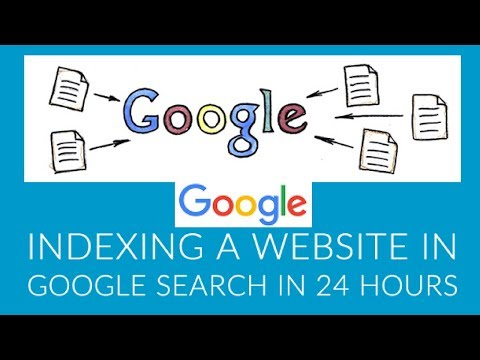How to index wordpress site on google search engine 2018