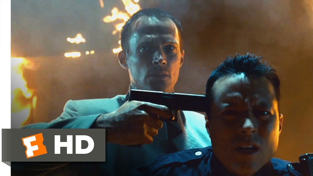 Download Legion (1/10) Movie CLIP - Arresting an Angel (2010) HD