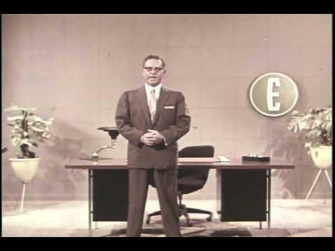 Ernest Breech talks about the Edsel