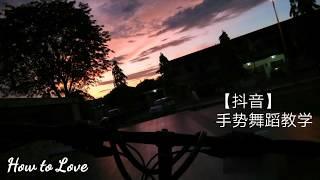 #7【How to Love - Cash cash】抖音手势舞影片教学