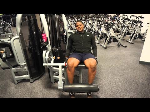 VLOG | Couple Workout + Weightloss Featuring Bae & Segun | Big Butt Exercise