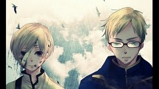[Hetalia] Nordics - The Kids Aren't Alright - AMV