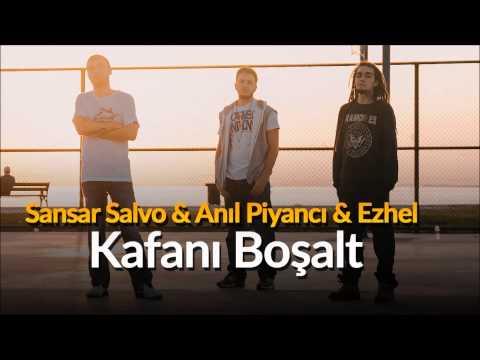 Sansar Salvo & Anıl Piyancı & Ais Ezhel - Street Cypher (BEAT LYRIC)