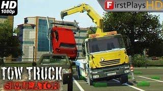 Tow Truck Simulator 2015 - PC Gameplay 1080p