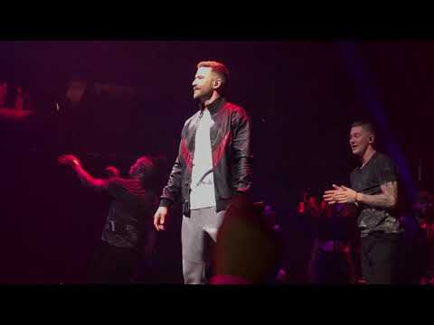 Justin Timberlake - Sexyback - Man Of The Woods Tour - Xcel Energy Center 09.28.18