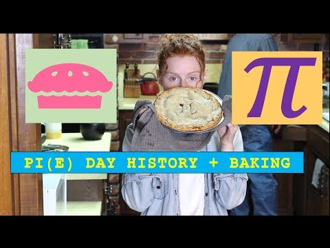 THE HISTORY OF PI (FEAT. PIE)