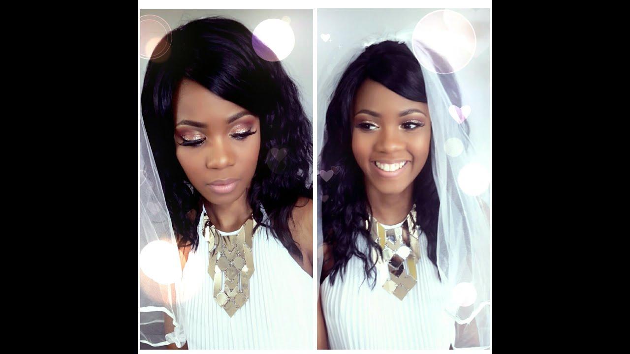 Très Maquillage De Mariée / Bridal Wedding Makeup - YouTube ZF61