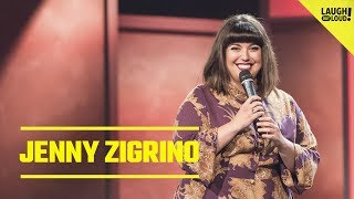 Comic Jenny Zigrino Enters The World Of Tinder And Bumble