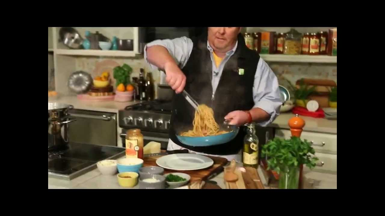 Mario batali pasta recipes today show