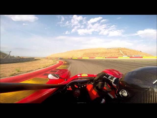 Challenge Funyo Epreuve de Motorland Aragon - Course 1