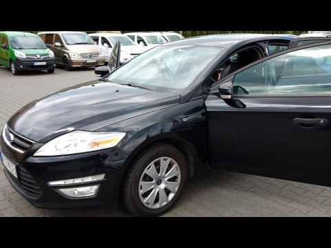 Купили в Польше Ford Mondeo 2013 2.0 Tdci