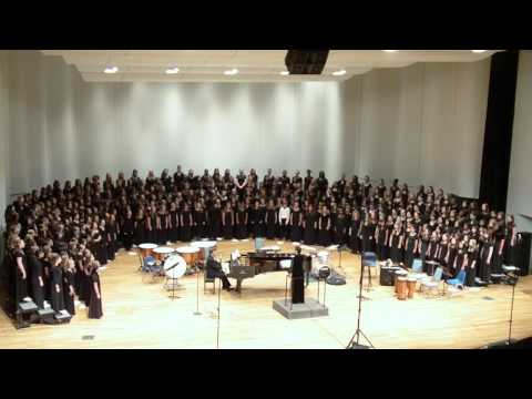 Laudamus Te (from Gloria) - GMEA All-State 2011 Middle School Treble Chorus