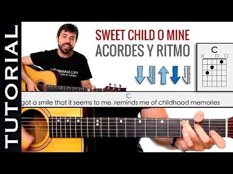 como tocar CUMPLEAÑOS FELIZ en guitarra fácil! canción facil ...
