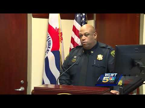FULL NEWS CONFERENCE: Cincinnati police on UC Health shooting