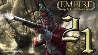 Прохождение Empire: Total War за Россию. 21 серия.
