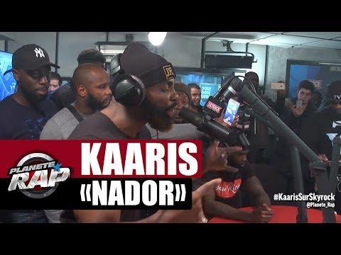 """Kaaris """"Nador"""" en live #PlanèteRap"""