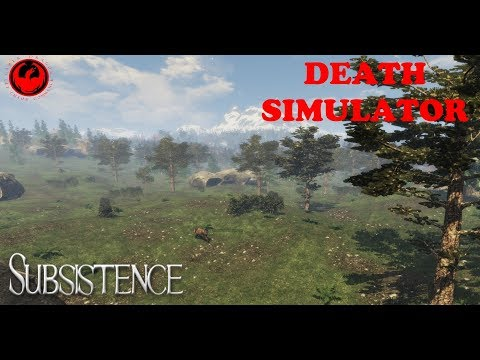 Subsistence Episode 1, I suck at this game