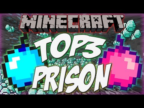 Top 3 Minecraft Prison Servers