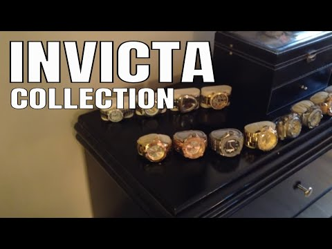 Invicta Watches Review  :  Invicta Watches Collection
