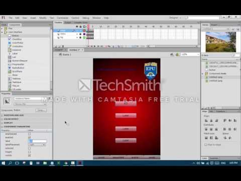 how to make IOS App uisng flash professional cs6 and publish setting
