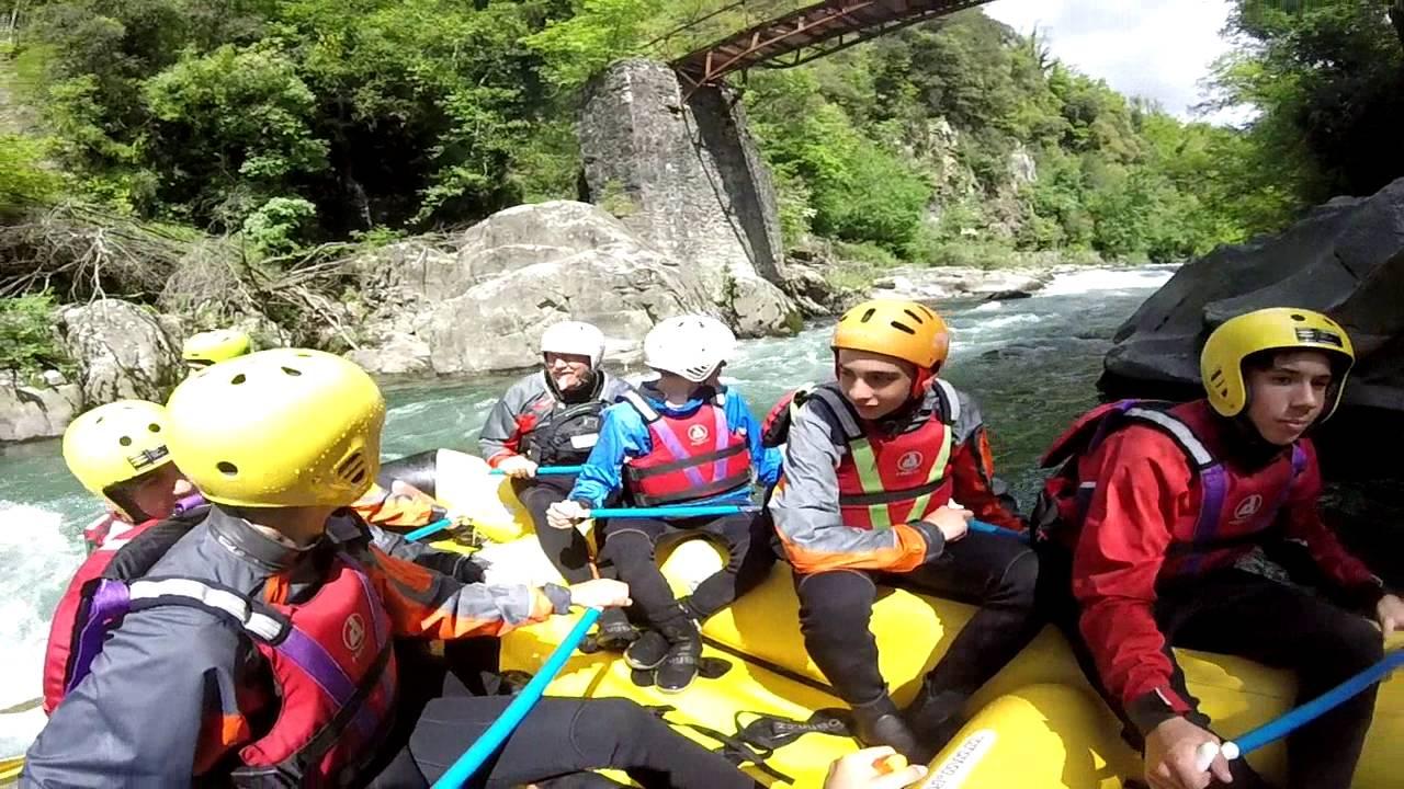 Rafting Bagni di Lucca  YouTube