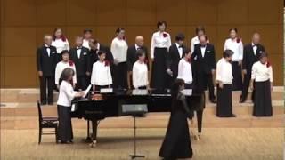 混声合唱団 ツヴァイ 2018.6.10. 第31回葛飾区合唱祭での演奏 http://ga...