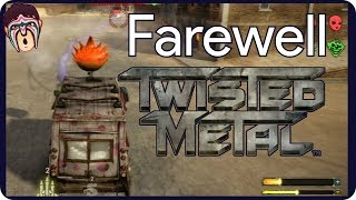 FAREWELL...Twisted Metal Online Multiplayer (2012-2019) [LBN]