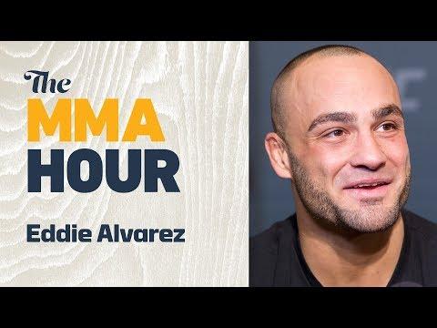 Eddie Alvarez 'Rolling The Dice' On Last Fight Of UFC Contract