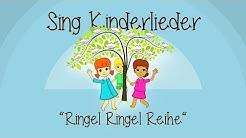 Ringel, Ringel, Reihe - Kinderlieder zum Mitsingen | Sing Kinderlieder