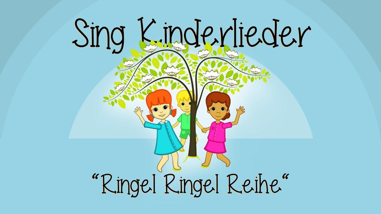 ringel ringel reihe kinderlieder zum mitsingen sing kinderlieder youtube. Black Bedroom Furniture Sets. Home Design Ideas