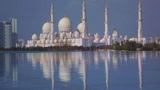 Magic Sheikh Zayed Grand Mosque, Abu Dhabi/ Ослепительная Мечеть Шейха Зайда, Абу Даби(Photos and video realised by Yana Kazakova., 2016-03-16T21:53:59.000Z)
